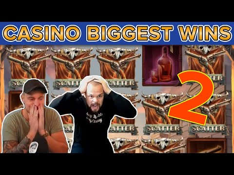 🥇 TOP 5 BIGGEST CASINO WINS OF THE WEEK! ● BEST CASINO SLOT MEGA WINS #2 (2019)