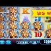 Great Tutankhamen's Mysteries Slot – BIG WIN RETRIGGER BONUS!