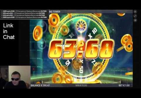 Super Big Win on new Slot Hong Kong Tower