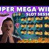 CASINO SLOT SESSION ! 🚨 BONUSES & MEGA WIN !! Wish master millionaire cashapillar & more