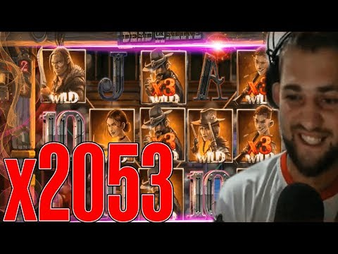 Homeswkasynie Win x2053 on Dead or Alive 2 slot – Mega Win in casino online