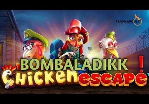 SLOT – Chicken Escape BİG WİN #SLOT #CASİNO #RULET