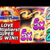 Phoenix Flare Slot – I LOVE Multipliers!  Super Big Win plus Eyes of Riches and Hao Yun Lai bonuses