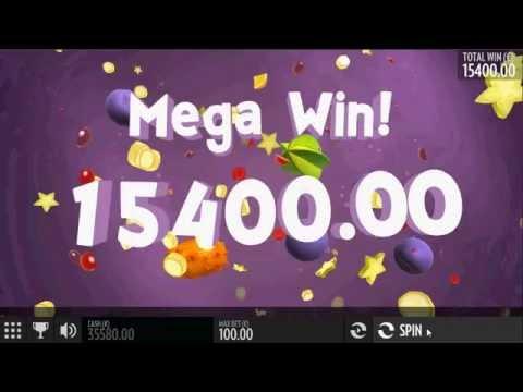 Fruit Warp – NEW SLOT MACHINE – MEGA Win