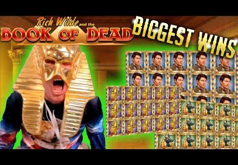 Biggest Book of Dead Wins Compilation Part 1
