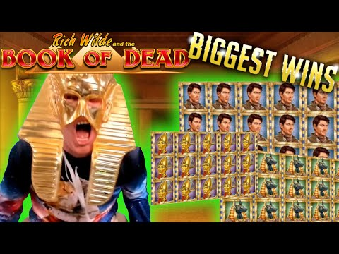 Biggest Book of Dead Wins Compilation Part 1