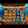 SUPER MEGA WIN ON PIRATES' PLENTY 2: BATTLE FOR GOLD (Red Tiger)