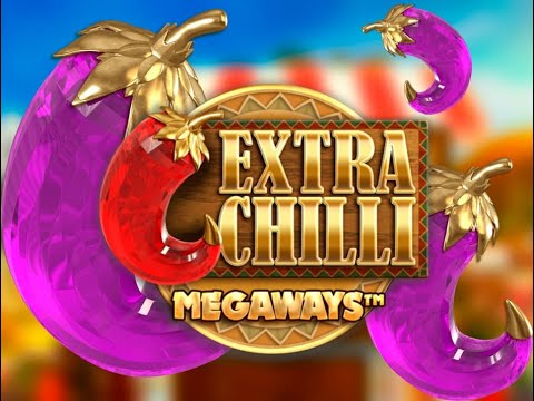 Extra Chilli Big Win ! Tek Spin'de Gelen Şans !