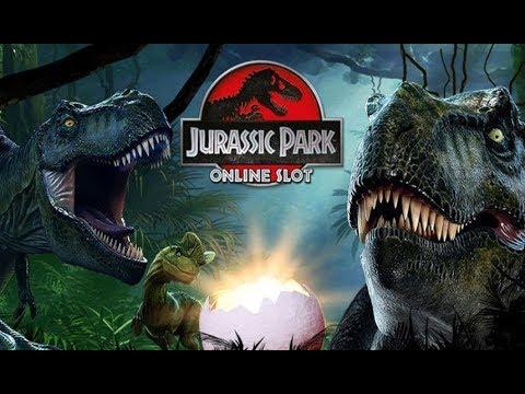 Jurassic Park Online Slot Mega Win