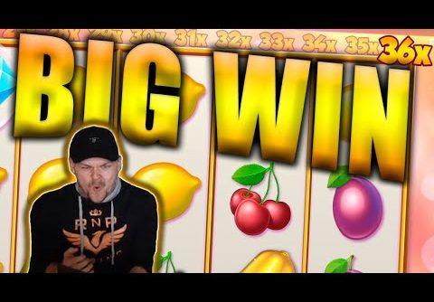 BIG WIN on EXTRA JUICY Slot – Casino Stream Big Wins