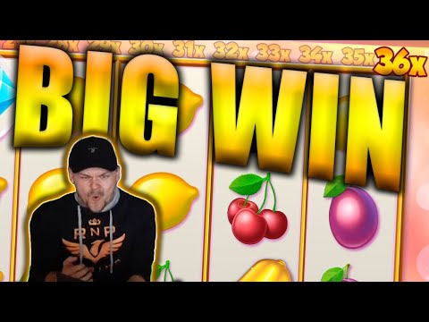 BIG WIN on EXTRA JUICY Slot – Casino Stream Big Wins