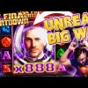Streamer Record win on Final Countdown – Top 5 Big wins in casino slot