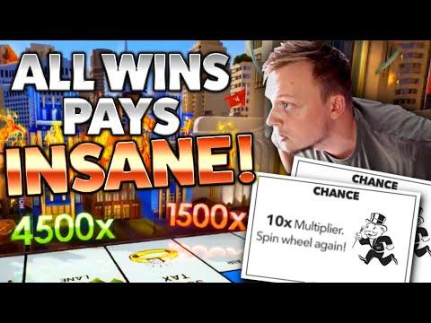 Monopoly Live INSANE Multiplier Rolls – SUPER BIG WIN!!!