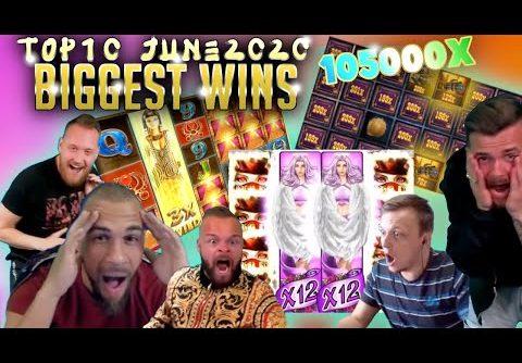 Biggest Slot Wins of June 2020