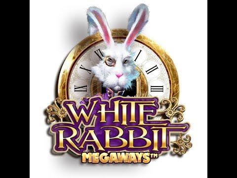 SUPER BIG WIN on White Rabbit Slot Bonus!