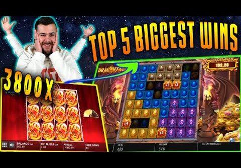 Streamers ClassyBeef – BIGGEST WINS OF THE WEEK! HUGE WIN! Slots! #6