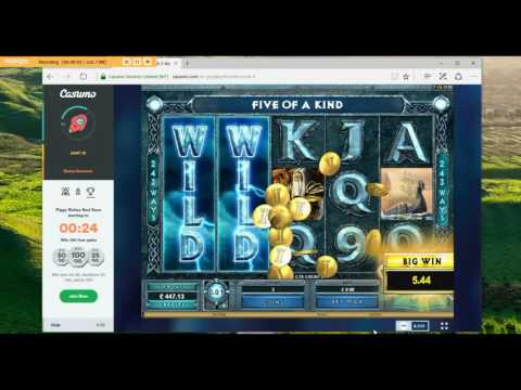 Slot Bonuses from The Bandit – Big wins Super Big Wins Everything