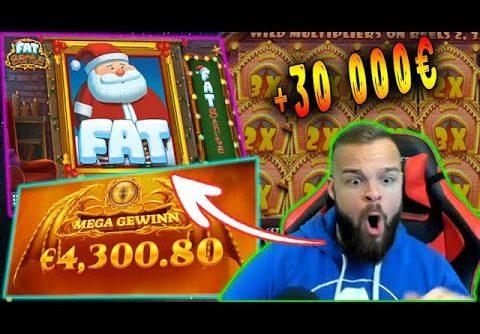 Streamers HUGE WIN! BIGGEST WINS OF THE WEEK! Casino Slots! #4