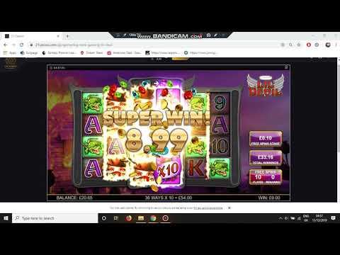 LIL DEVIL slot big win