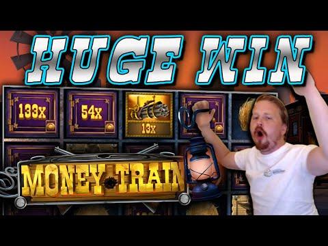 Super Mega Win in Money Train