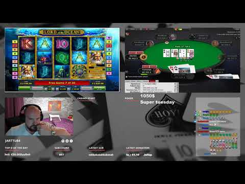 Lord Of The Ocean Slot Gives Super Big Win!!