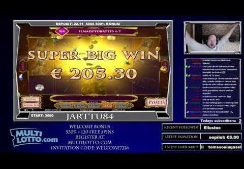 7 Sins Slot Gives Super Big Win During Free Spin Bonus.