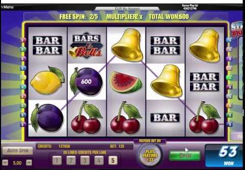 Bars and Bells Slot – Big Win and Bonus Rounds!