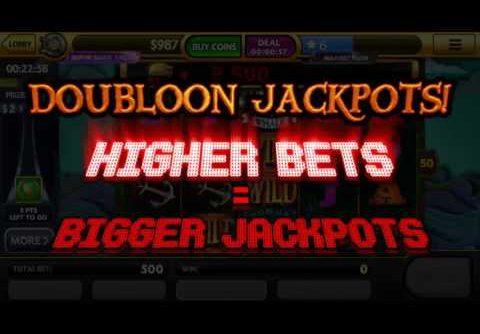 Caesars Slots 🎰 Android Gameplay Vegas Casino Slot Jackpot Big Mega Wins Spins