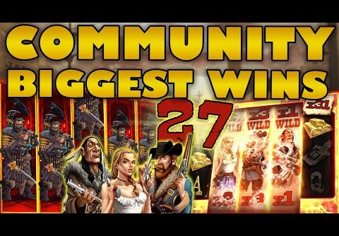 Community Biggest Wins #27 / 2020
