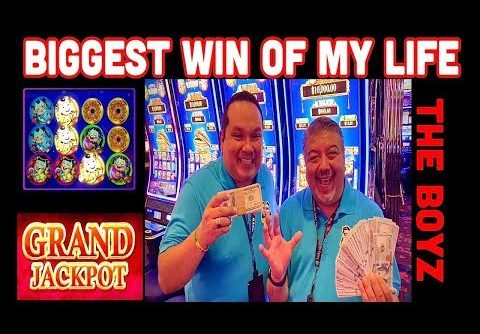 MASSIVE $17,000 HAND PAY GRAND JACKPOT WIN!💰BIGGEST PAYOUT! BIGGEST WIN OF MY LIFE💰RUDIES CRUISE!