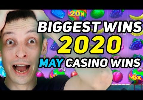 TOP SLOT WINS OF MAY | BIGGEST CASINO WINS 2020