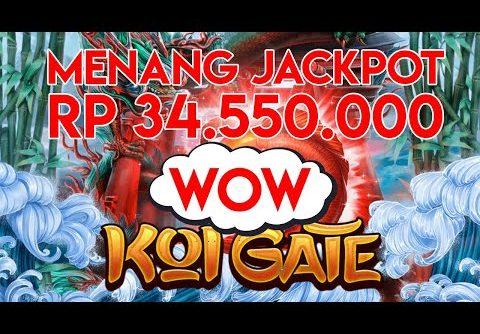Big win Jackpot Slot Habanero Koi Gate Online Indonesia Mantul Gaes – play slot indonesia