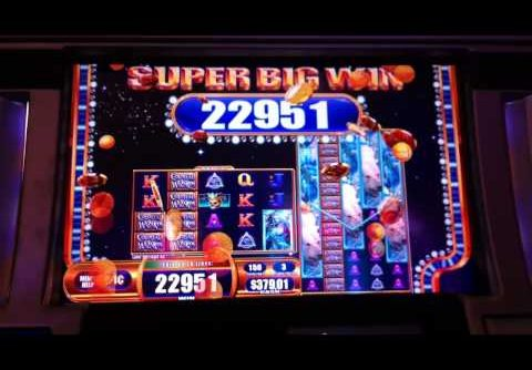 Super Big Win Wizard Colossal Reels Slot Machine