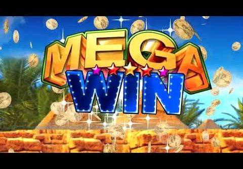 MEGA WIN! Pharaoh's Way