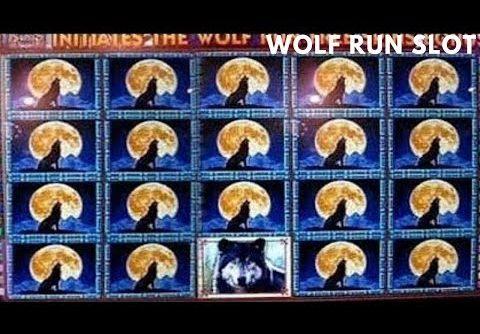 Big Win   JACKPOT   Wolf Run Slots   $4 Bet