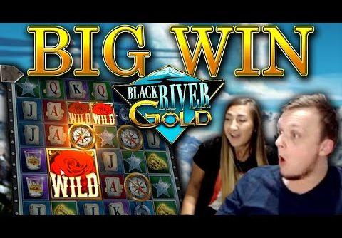 Black River Gold Big win in the Bonus!