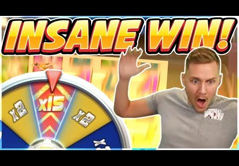 RECORD WIN! Wildhound Derby BIG WIN – HUGE WIN – NEW Slot from Playngo