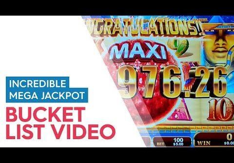 $10k+ MEGA JACKPOT! Money Galaxy Slot – MUST WATCH,  UNBELIEVABLE!