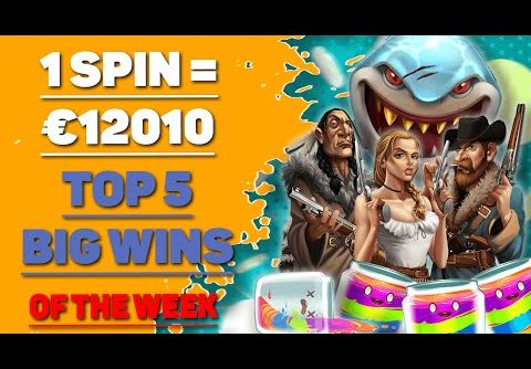 🔥MUST SEE🔥 Online Casino Big Wins Compilation #31 ⭐ Slots Jackpots of the Week ⭐ OnlineCasinoPolice