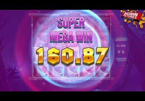Razor Shark Slot – Free Spin MEGA WINS!