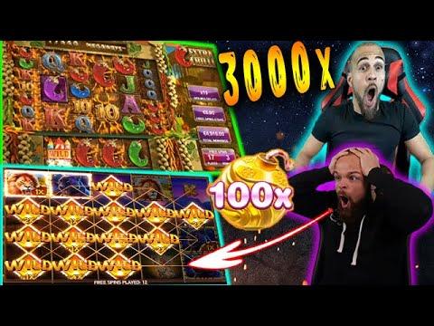 HUGE WIN! Streamers – ClassyBeef! BIGGEST WINS OF THE WEEK! Casino Slots! #7