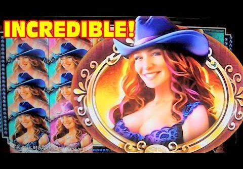 The Story of Country Girl: A Slot Machine BIG WIN Extravaganza