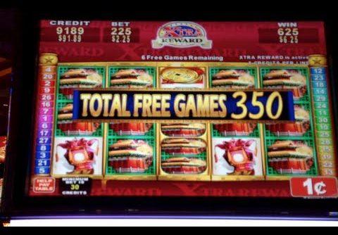 LION FESTIVAL | Konami – 398 Free Spins Big Win! Slot Bonus