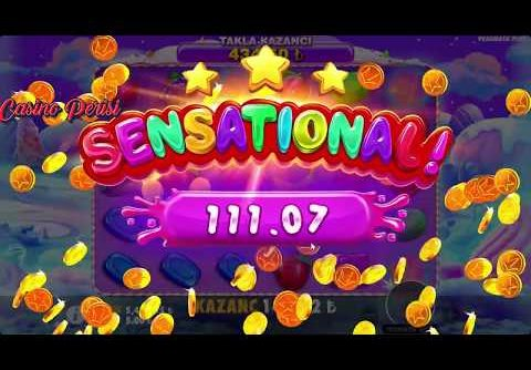 Slot [ Mega Win ]  Clover Riches & Sweet Bonanza