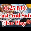 0.25 BTC Streamers Biggest Wins Online Gambling Besides Slots Machine Casino Community Slot Jackpot