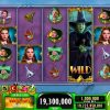 "WIZARD OF OZ: SURRENDER DOROTHY Video Slot Game with a ""MEGA WIN"" FREE SPIN BONUS"