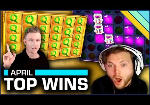 Top 10 Slot Wins of April 2020