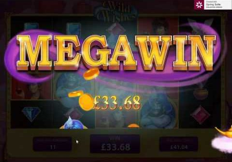 Wild Wishes with Extended Bonus – Mega Win