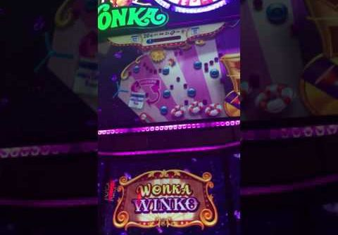 LoL! Another Willy Wonka Slot Machine River Bonus for the record books!