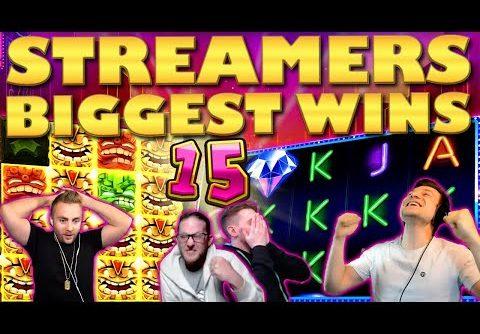 Streamers Biggest Wins – #15 / 2020